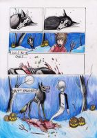Labanju's Halloween 2014 page 3 by NoteS28