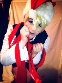 Merry Christmas~Alois by AttackOn-Cosplay