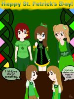 [The Celtic Knot] St. Patrick's Day [2013] by RicePoison