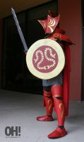 The Red Knight by OH-Productions