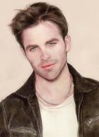 Chris Pine by ekota21