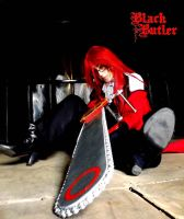 Grell Sutcliff by jimykudo11