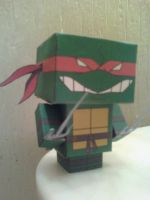 Raphael Cubee Finished by rubenimus21