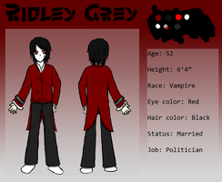 Ridley's Ref by ifAnyoneCould