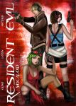 Vocaloid in Resident Evil by Paulie1143