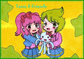 +Temo and Friends + by Reemu-chan1984