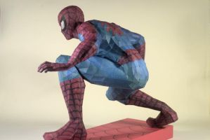 Spiderman - Left by airasumi