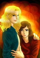 lestat and louis by faithandmusic