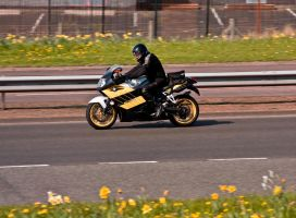 BMW K1200S by DundeePhotographics