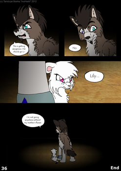 LaF - Audition  - page - 36 - END by InuHoshi