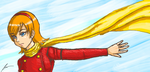 Cyborg 003 wind of change by borockman