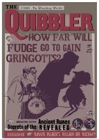 Quibbler Cover by Hydrart