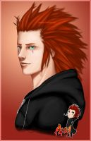 Axel by Elnawen