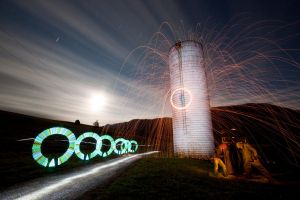 Silo Spin by drtongs