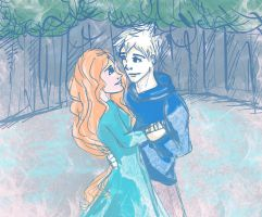 FROZEN BRAVERY - CHAPTER 6 by thisistiffania
