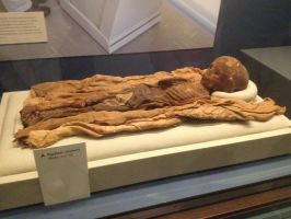 REAL MUMMY OF A YOUNG BOY by KerensaW