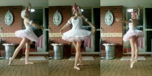 Princess Tutu cosplay by AstroKerrie