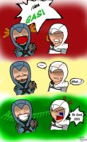 Ezio Has Gas by CandyNights