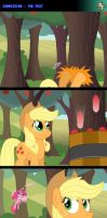 COM - The Pest (COMIC) by AniRichie-Art