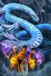 Magisterium - The Bronze Key Cover by Eyardt