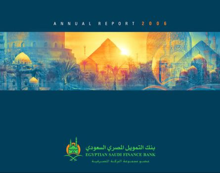 Esfb Annual Report 2006 by HassanyDesign