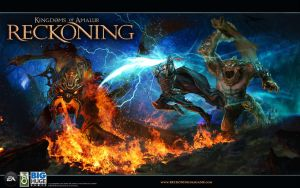 Kingdoms of Amalur: Reckoning by frankhong