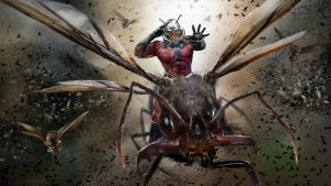 Ant-Man by uncannyknack