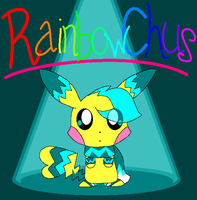 RainbowChus cover by HeartinaThePony
