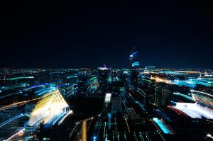 Bangkok vertigo by Lightinspiration