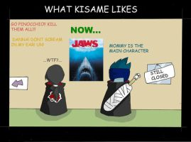 What Kisame Likes by mikiko-chan