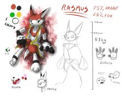 Rasmus - next TMNT OC by AR-ameth