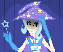 I'm Trixie, Welcome To The Show- by AllysonCarver