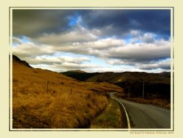 The Road To Dunoon by paddimir