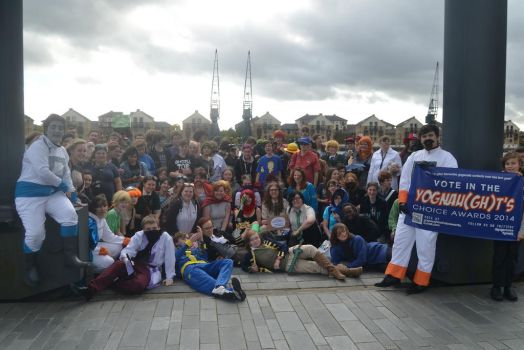 MCM expo yogmeet by moonlightwolf578