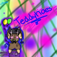 .: Art Trade :. Teddyhoes by iFailAtEverything