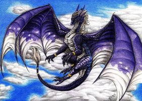 Skykun the Dragon by Nazgul-w