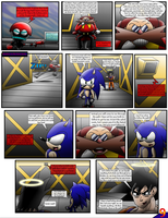 Sonic the Hedgehog Z #7 Pg. 9 May 2014 by CCI545
