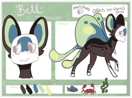 Bell Reference Sheet by Kama-ItaeteXIII