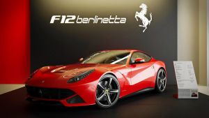 Ferrari F12 Berlinetta - Showroom by DutaAV
