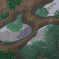Puddles by hlavco