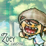 {Request} Zoey LuvsYou by PaintingLove