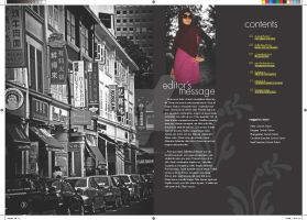 Photo Designer Magazine - Pg2 by sarthahirah