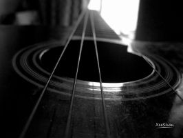 Broken Strings by xeeshan-ch