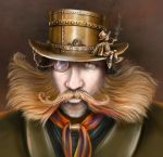 Eric the Brass Hat by Delhar
