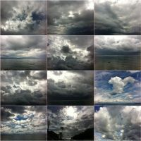 Dramatic Skies by FireSnake666