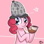 Detective Pinkie by Bukoya-Star
