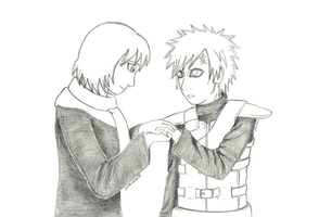 I'm so proud of you, Gaara by Sandy--Apples