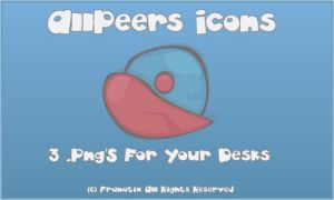 AllPeers Icons by Franatix