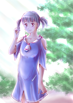 In early summer! by neconotama