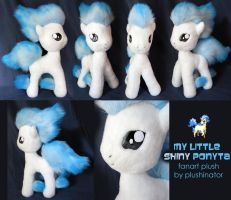 My Little Ponyta - Shiny by GrowlyLobita